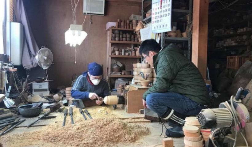 在校生 吉田清一郎さん、Forbes JAPAN WEBに掲載:散りゆく伝統工芸をブロックチェ...