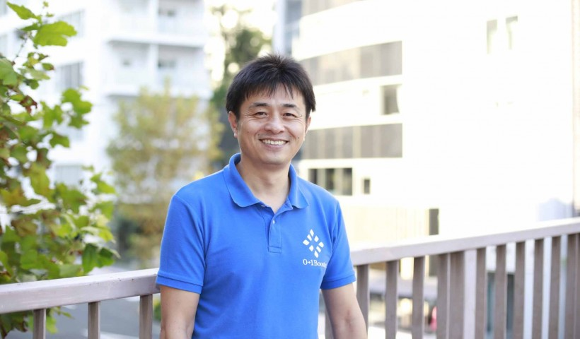 卒業生 合田ジョージさん、Open Innovation Japanにインタビューが掲載:起業...