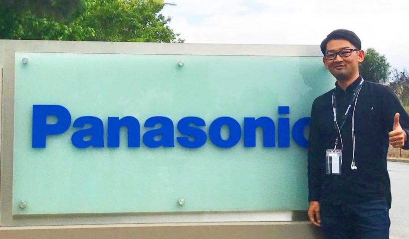 卒業生 中村雄志さん、SiliconValleyWorkersに掲載:Panasonicを使い...