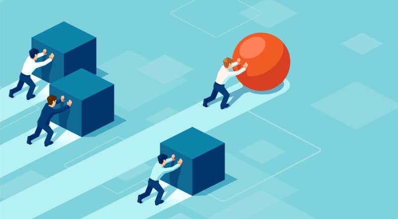 仕事の効率を上げるには?仕事が早い人が実践している5つの方法